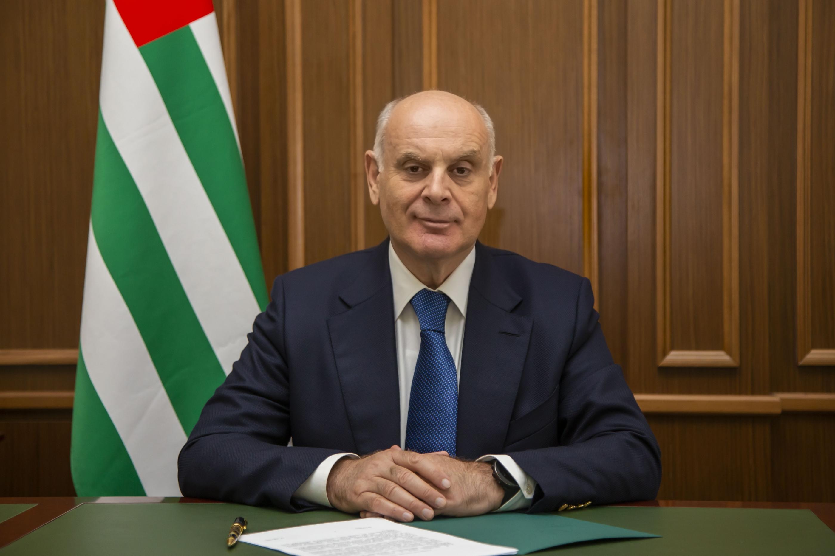 Президент Абхазии поздравил ГТК с 30-летием со дня основания